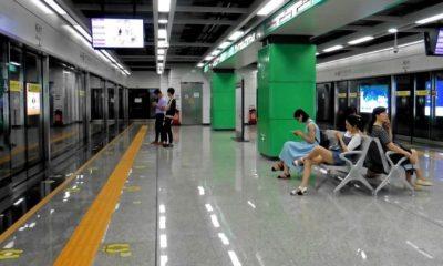 China Mira Hacia El Futuro Ai Mientras Los Subterráneos Adoptan Tecnología De Reconocimiento Facial