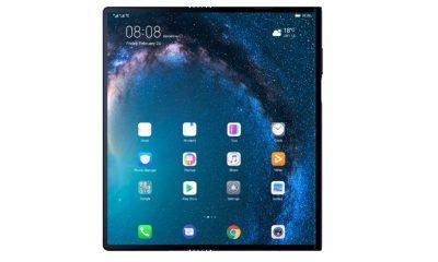 El Teléfono Plegable Huawei Mate X 5g Todavía Llegará El Próximo Mes
