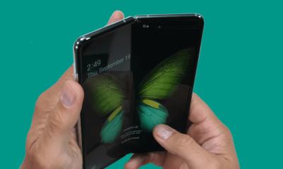 Samsung Galaxy Fold Llegará A Los Estados Unidos El 27 De Septiembre