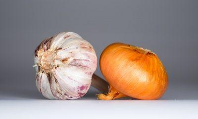Comer Ajo Y Cebolla Diariamente Puede Reducir Drásticamente El Riesgo De Cáncer De Seno