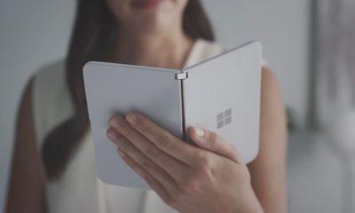 Conozca A Surface Duo, El Intento De Microsoft De Crear Un Teléfono Inteligente Plegable