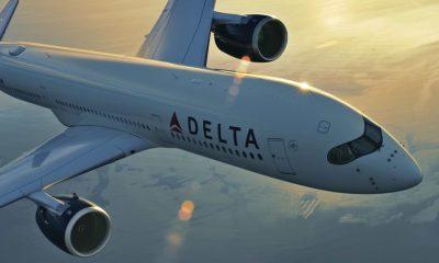Delta reduce 40% de capacidad de vuelo para coronavirus