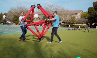 Los ingenieros de Stanford crean un nuevo robot que combina la robótica tradicional y la suave