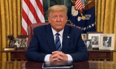 Los mercados aumentan cuando el presidente Trump declara que el coronavirus es una emergencia nacional