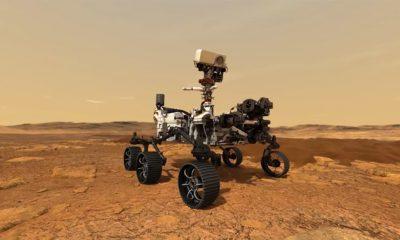 Mars Perseverance Rover de la NASA está alcanzando hitos previos al lanzamiento casi a diario