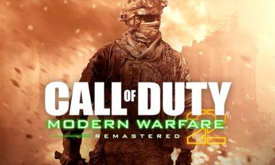 Modern Warfare 2 Superficies remasterizadas una vez más