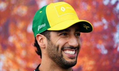 McLaren chief Brown understands Ricciardo snub in 2018