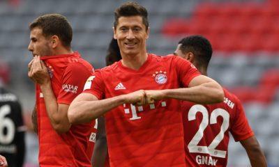 Flick reveals Lewandowski chat before Bayern star breaks duck