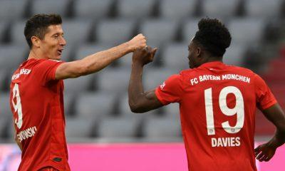 Bayern Munich 5-0 Fortuna Dusseldorf: Champions move 10 points clear