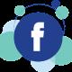 Facebook lanza nueva aplicación de llamadas de voz para ponerse al día