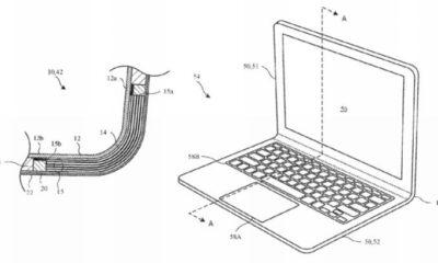 Las MacBooks de próxima generación de Apple podrían lucir una bisagra flexible