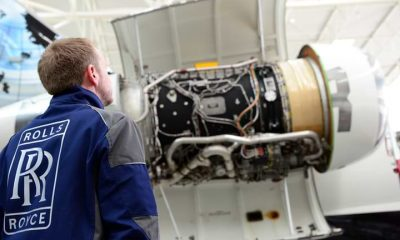 Rolls-Royce recortará 9,000 empleos de aviación para ahorrar $ 860 millones en medio de la desaceleración del coronavirus - Copy