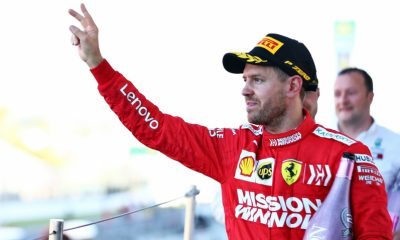 McLaren boss Brown thinks Vettel is likely to leave F1