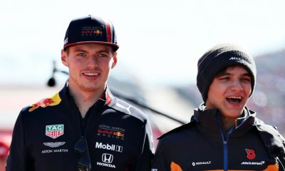 Coronavirus: Verstappen and Norris team up for virtual 24 Hours of Le Mans