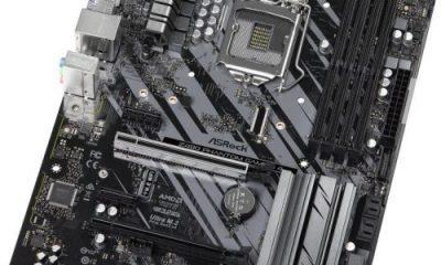 ASRock Z490 Phantom Gaming 4 Motherboard