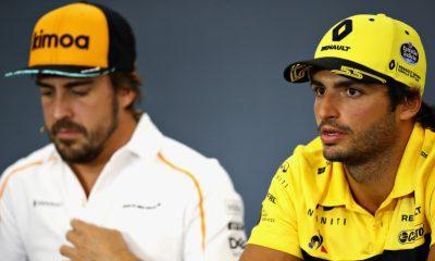 Sainz hopes Alonso makes Formula One return