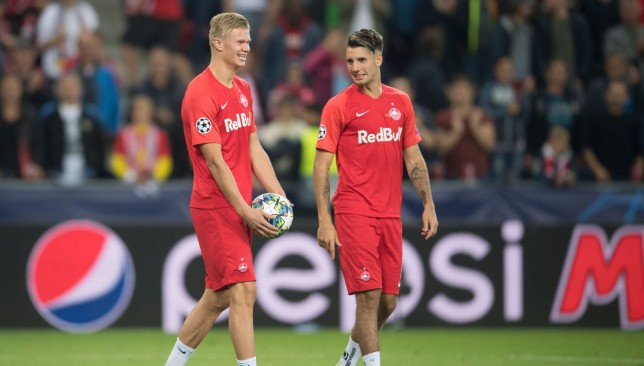 Best U21 players from outside Europe's 'Big Five': A Salzburg product as good as Erling Haaland and a Liverpool target feature