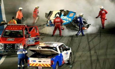 Newman, Kenseth returns headline NASCAR's Darlington restart