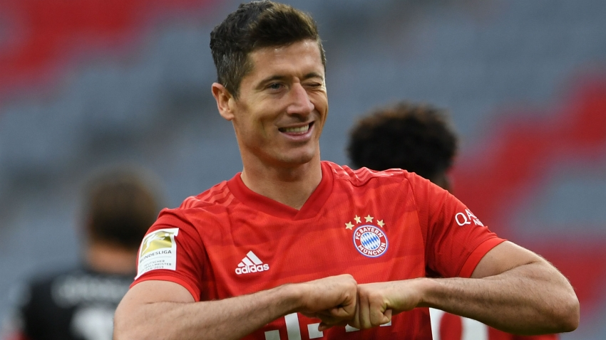 Lewandowski completes Bundesliga set: Opta breakdown of club-by-club record