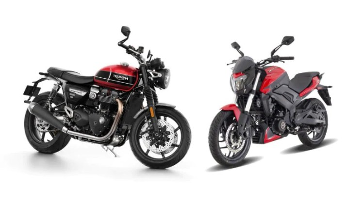 The first bike under the Bajaj-Triumph alliance will carry a starting price of Rs. 2 lakh