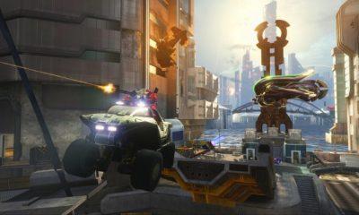 Halo 2 Anniversary Headlong Multiplayer Map