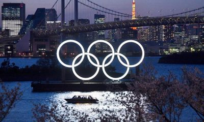 IOC President Thomas Bach Tokyo Olympics Potential 2021 Cancellation International Committee