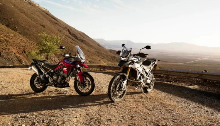 The Tiger 900 will be launched in three variants - GT, Rally and Rally Pro