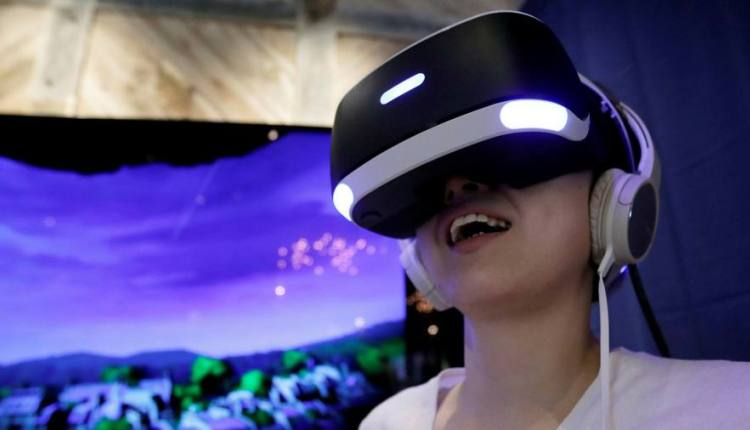 Sony ramps up VR efforts as demand for virtual events surges