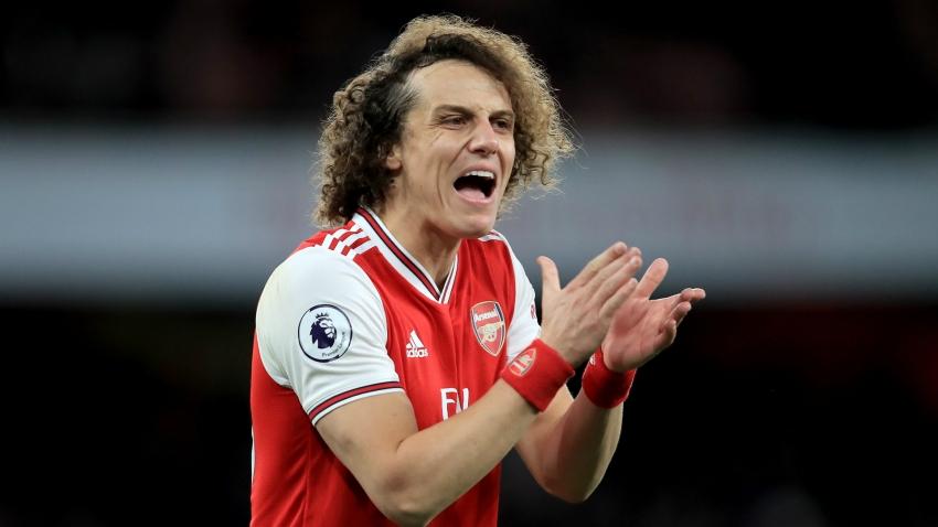 David Luiz has 'no desire' to leave Arsenal despite contract status