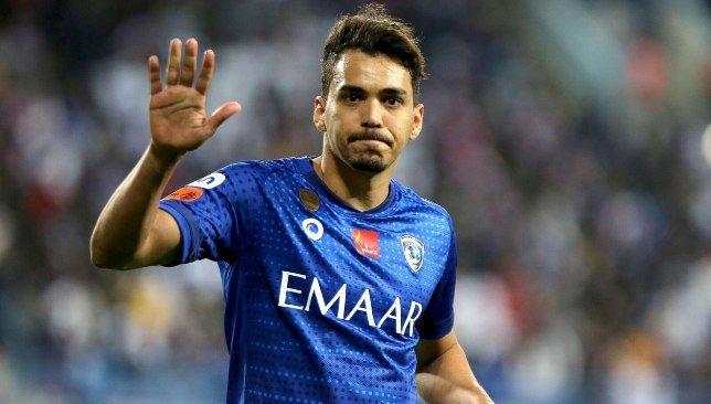 Carlos Eduardo future presents a complex problem for Al Hilal to solve