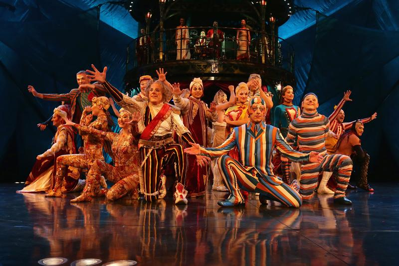 las vegas montreal cirque du soleil bankruptcy protection filing restructuring coronavirus