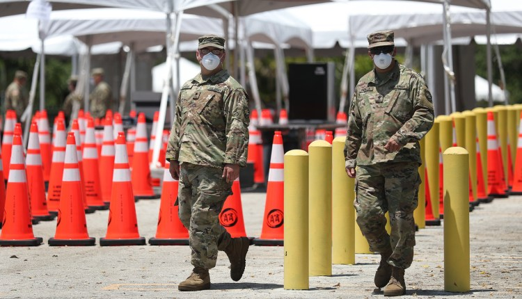 Hurricane Evacuation Plans Create New Worries During Coronavirus Pandemic : Shots