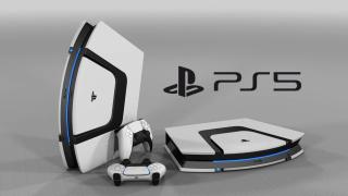 PS5 concept design
