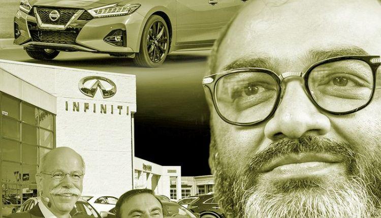 Nissan plots an Infiniti reboot to cap revival