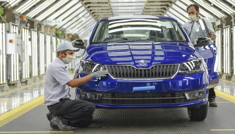 Skoda Auto Volkswagen India has rolled out Start Safe guide with more than 60 SoPs for its plants