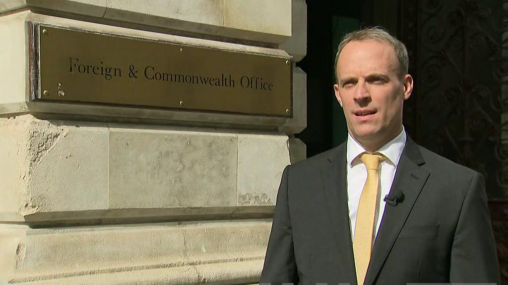 'Almost certain' Russians sought to interfere in 2019 UK election - Raab