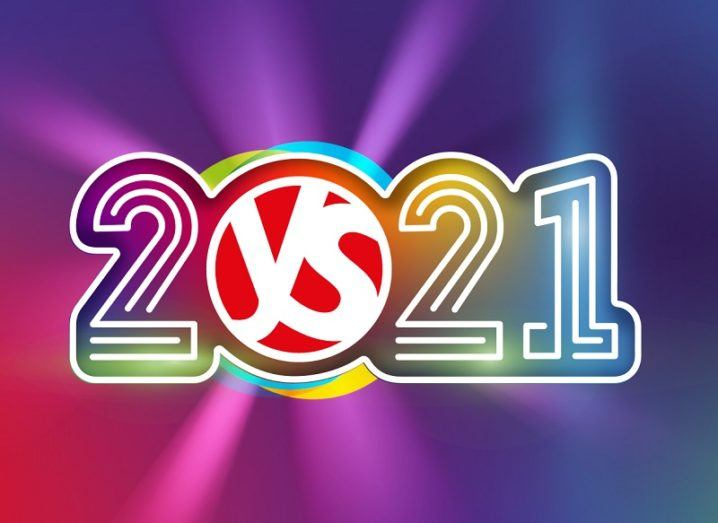 The BT Young Scientist and Technology Exhibition logo for 2021.