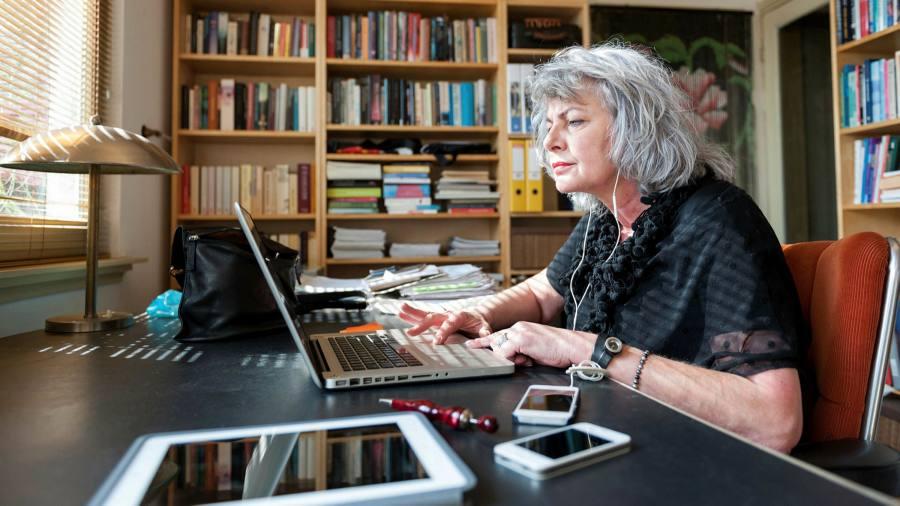 Coronavirus worries prompt European companies to stockpile laptops