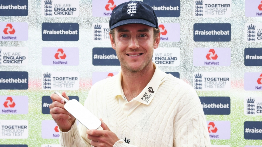 Broad climbs up ICC rankings after reaching 500 Test wickets
