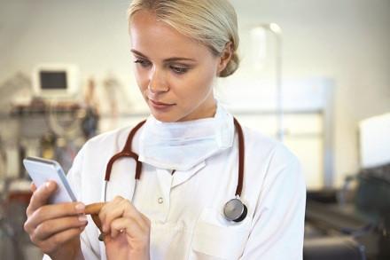 doctor ipad technology