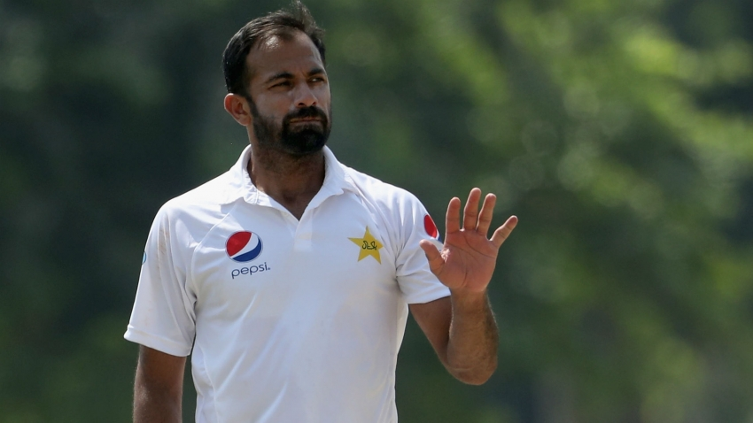 Wahab Riaz included in Pakistan's 20-man squad for England Tests