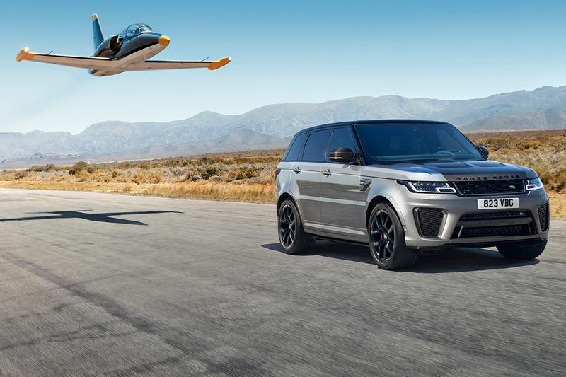 """Land Rover Range Rover Sport SVR """"Carbon Edition"""" SUVs New Release Information British Engineering Family Supercar 575 BHP V8 Engine Truck 4x4 Off Road Luxury Travel Automotive"""