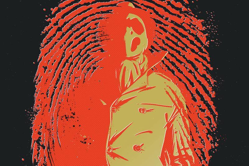 The Watchmen Rorschach DC Comics Solo Series HBO