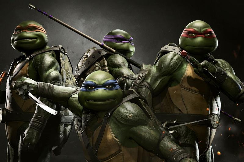 Seth Rogen The Teenage Mutant Ninja Turtles Movie TMNT Evan Goldberg  Nickelodeon Paramount Pictures
