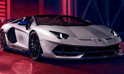 2021 Lamborghini Aventador Roadster SVJ Xago Edition Launch Info Hexagons Release Buy Price