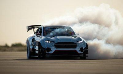 Ford MACH-E Electric SUV Has 1400 Horsepower Hybrid Super Truck Tesla Elon Musk