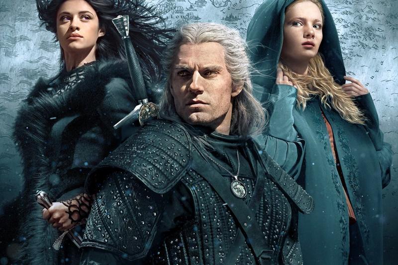 Netflix Originals Six-Part The Witcher: Blood Origin Spin-off Series Live-Action Anime Henry Cavill