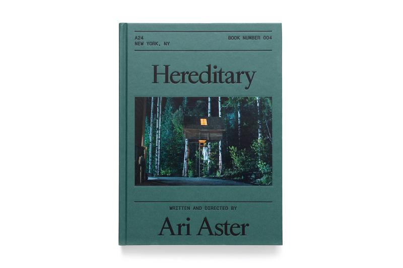 A24 Hereditary Screenplay Book Release Info Ari Aster Bong Joon Ho Leslie Jamison Ex Machina The Witch Moonlight