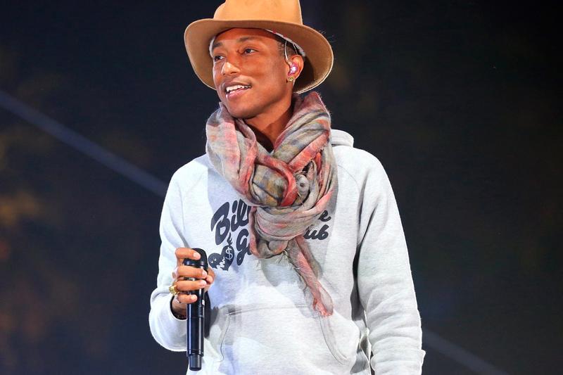 Pharrell Williams Netflix Unscripted Gospel Series Voices of Fire News the neptunes nerd n e r d Bishop Ezekiel Williams Virginia Beach