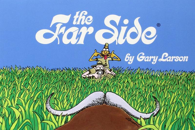 gary larson new comic stuff announcement 2020 25 years the far side cartoonist digital works satire